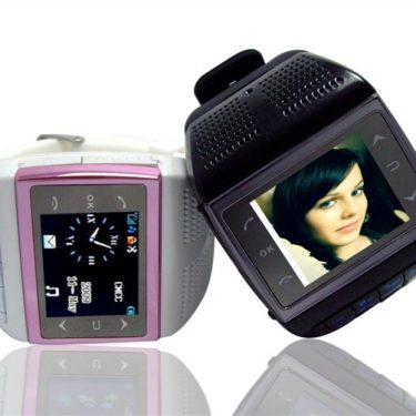 VE77/V6 Watch Phone Quad-band Dual