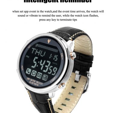 YOUNGS Smartwatch Bluetooth 4.0