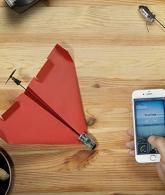 POWERUP 3.0 Smartphone Controlled Paper Airplane2