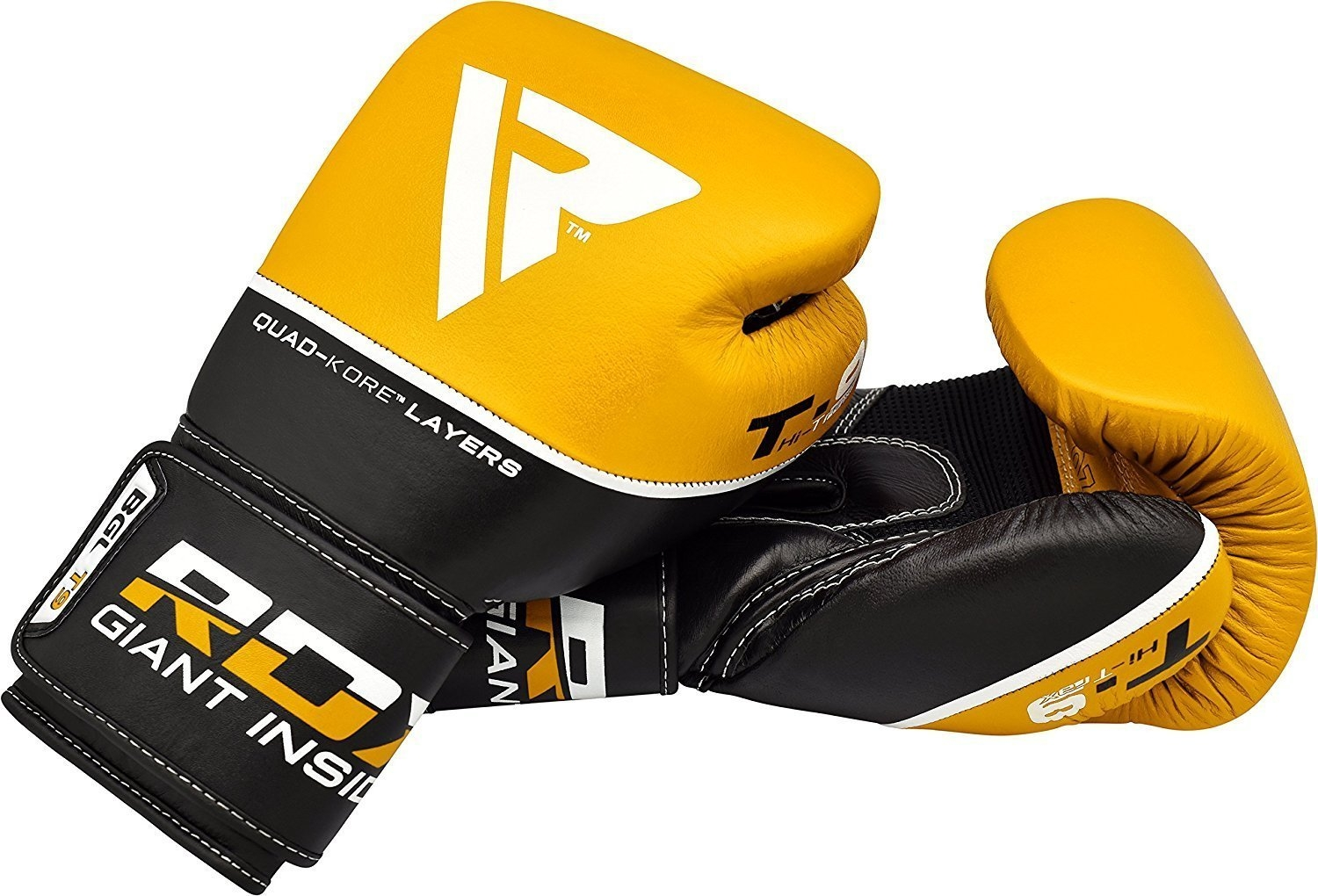 RDX Ace Boxing Gloves Muay Thai Training Genuine
