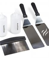 Blackstone 5 Piece Professional Grade Grill Griddle BBQ Tool Kit