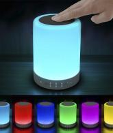 Elecstars Touch Bedside Lamp - with Bluetooth Speaker