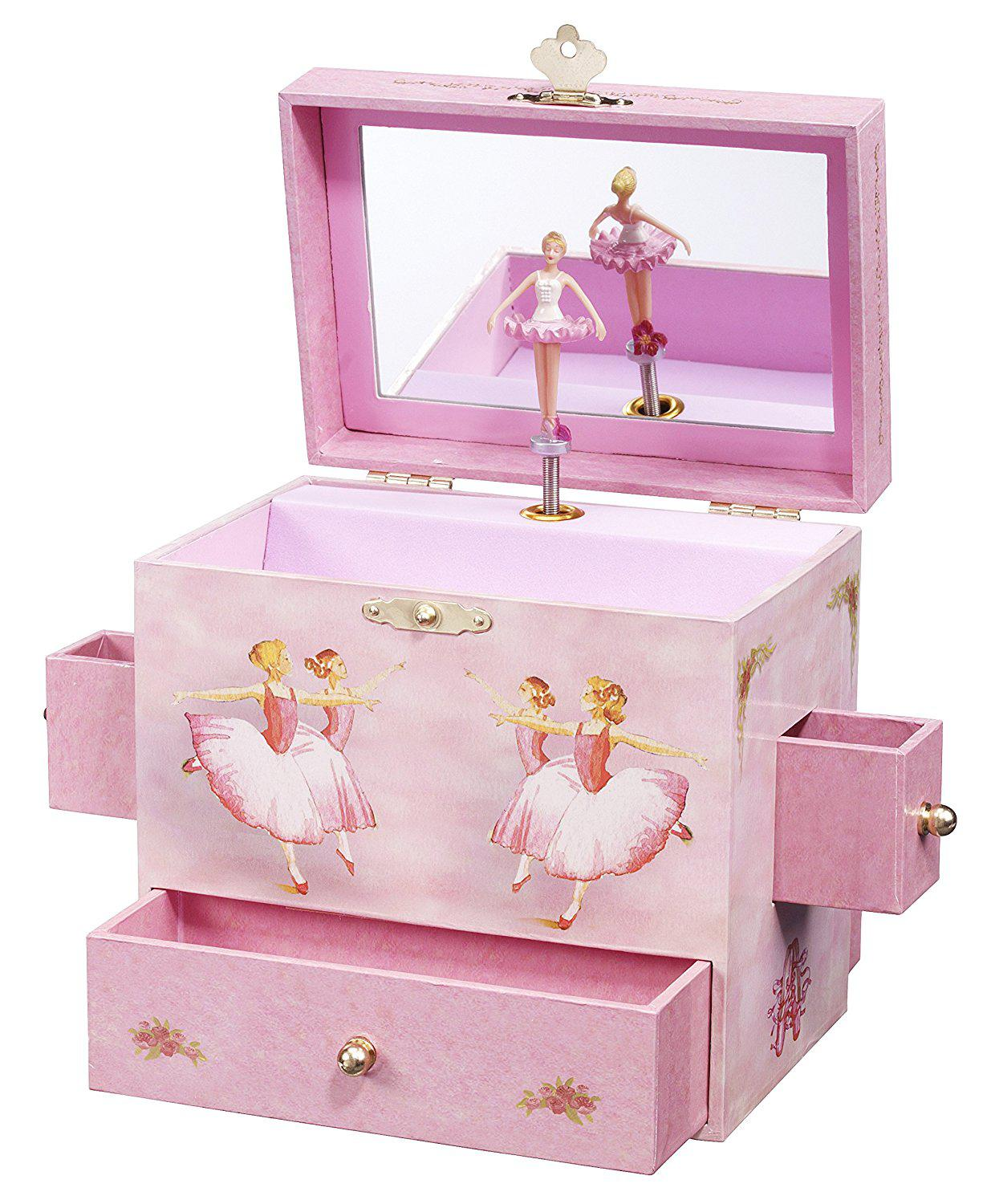 Enchantmints Ballerina Musical Jewelry Box Best Offer Reviews