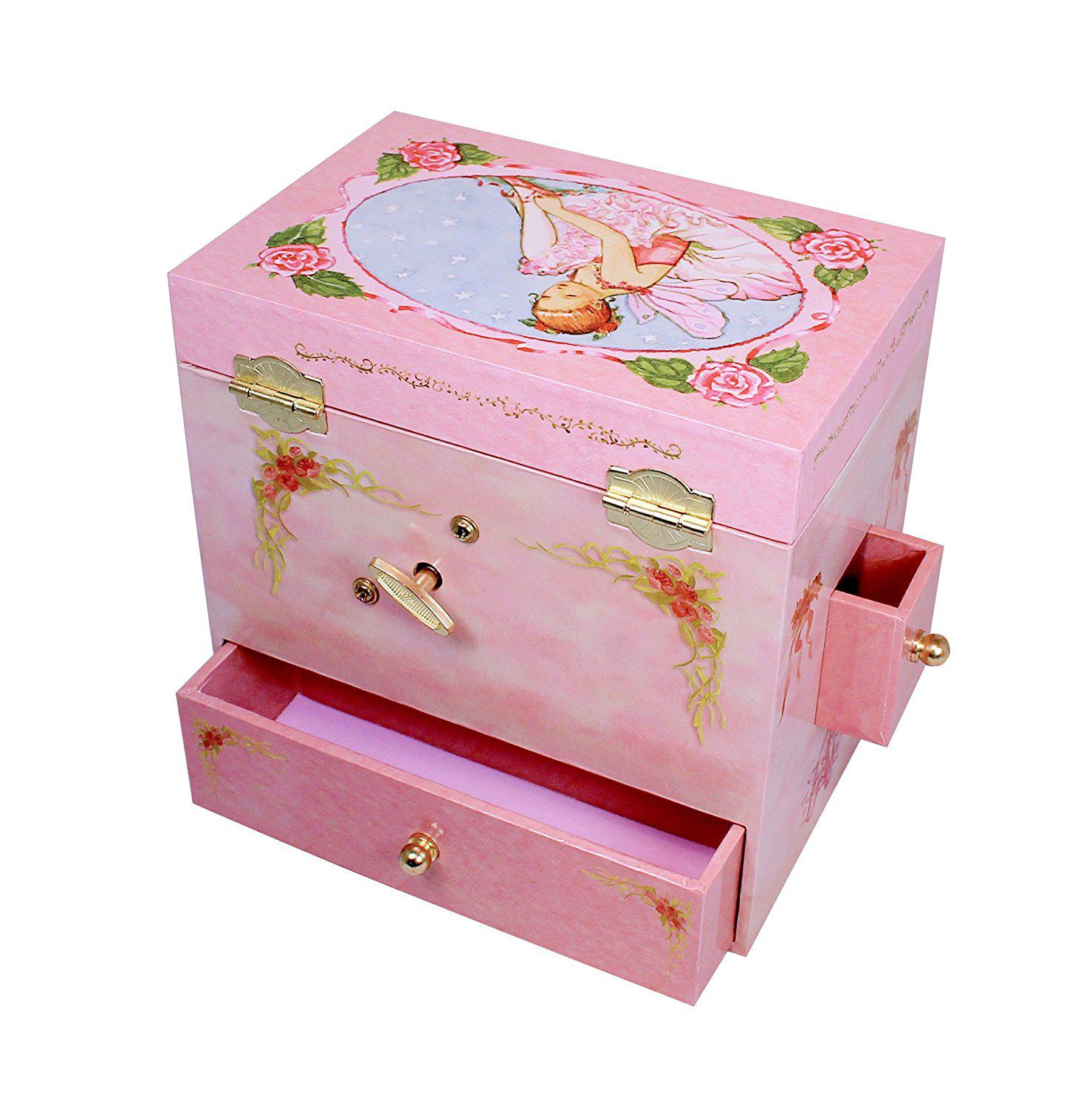 Enchantmints Ballerina Musical Jewelry Box Best Offer