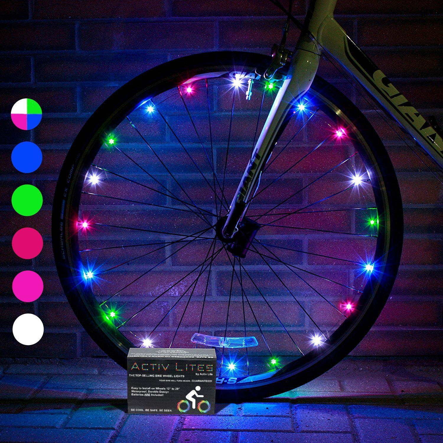 activ lights lites reviews bicycle bike best lighting find led