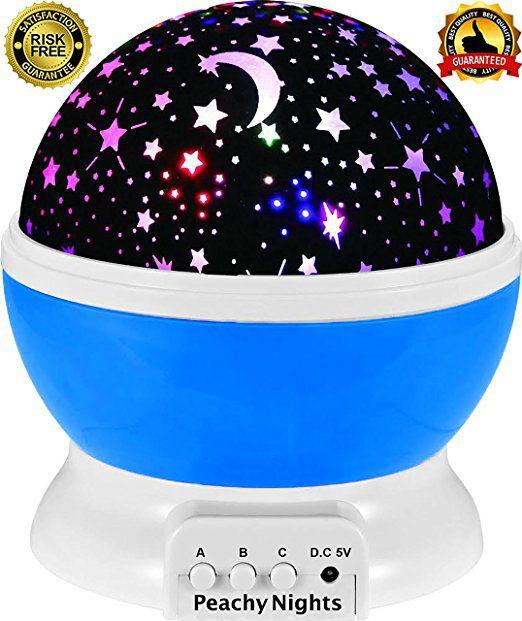 Constellation Night Light Projector Lamp