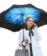 Double Layer Windproof Reverse Umbrella3