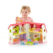 Fisher-Price Little People Surprise & Sounds Home Playset2