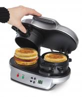 Hamilton Beach Dual Breakfast Sandwich Maker3