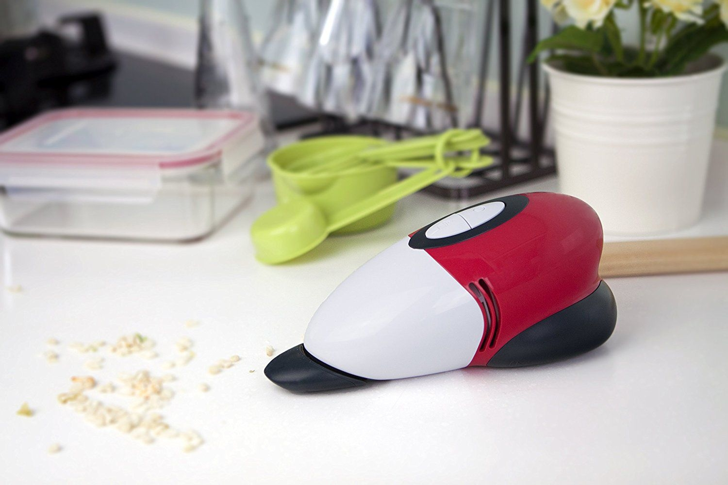 Livion Mini Desk Vacuum Cleaner