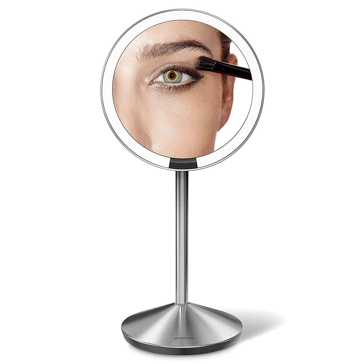 Lighted Makeup Mirror, 10x Magnification Best Offer Reviews
