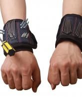 Magnetic Wristband with Strong Magnets for Holding Screws