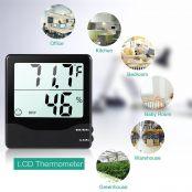 ORIA Digital Hygrometer Thermometer2