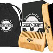 Beard Brush and Comb Set for Men3