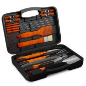 Complete Outdoor Grilling Kit