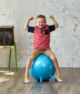 Gaiam Kids Stay-N-Play Children's Inflatable Balance Ball3