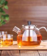 Infuser Glass Tea Maker Kettle