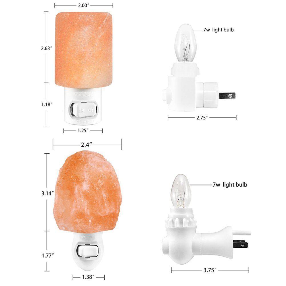 Natural Crystal Salt Lamp Reviews