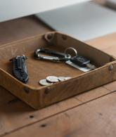Saddleback Leather Valet Tray