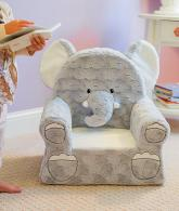 Sweet Seats Adorable Elephant Children's Chair4