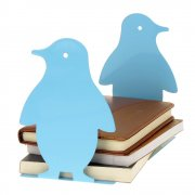 1Pair Luxury The South Pole Penguin bookends