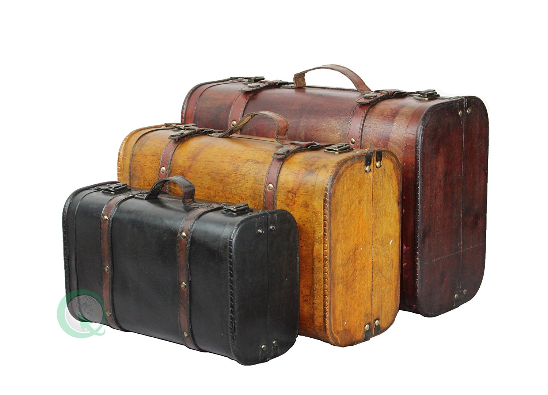 Vintage Suitcase Set 47