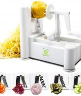 5-Blades vegetable spiralizer by DOTERNITY