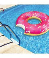 BigMouth Inc Gigantic Donut Pool Float4