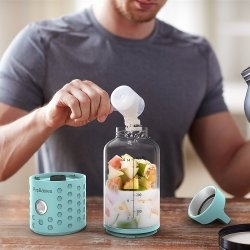 Blender for Shakes and Smoothies, Portable
