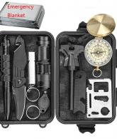 CHANGKU Emergency Survival Kits 11-in-1