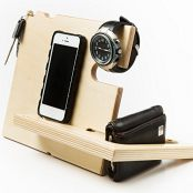 Catchall A handmade stand for everything2