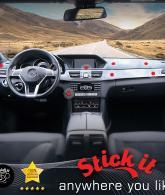 Deluxe Car Phone Mount Holder - Magnetic Car Mount