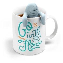 Fred TWO FOR TEA Infuser and Mug Gift Set