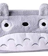 HABA Totoro Cute Plush Pencil/Pen Bag Pouch