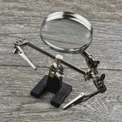 Helping Hand with Magnifying Glass2