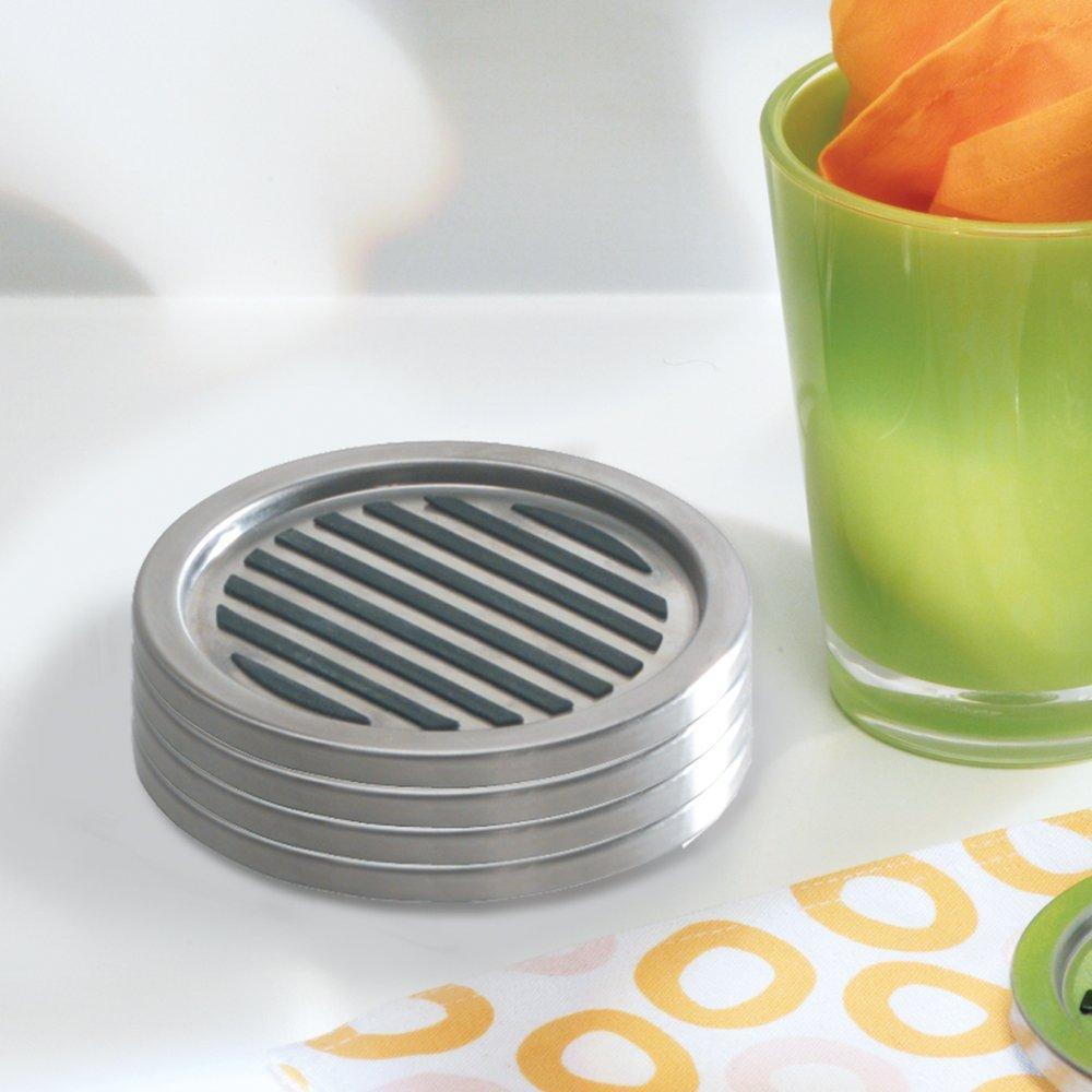 Interdesign Forma Drink Coasters Set Of 4 Best Offer Reviews