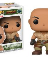 Jumanji Doctor Bravestone Collectible Vinyl Figure2