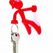 Key Pete Girl Strong Magnetic Key Holder Hook Rack Magnet3