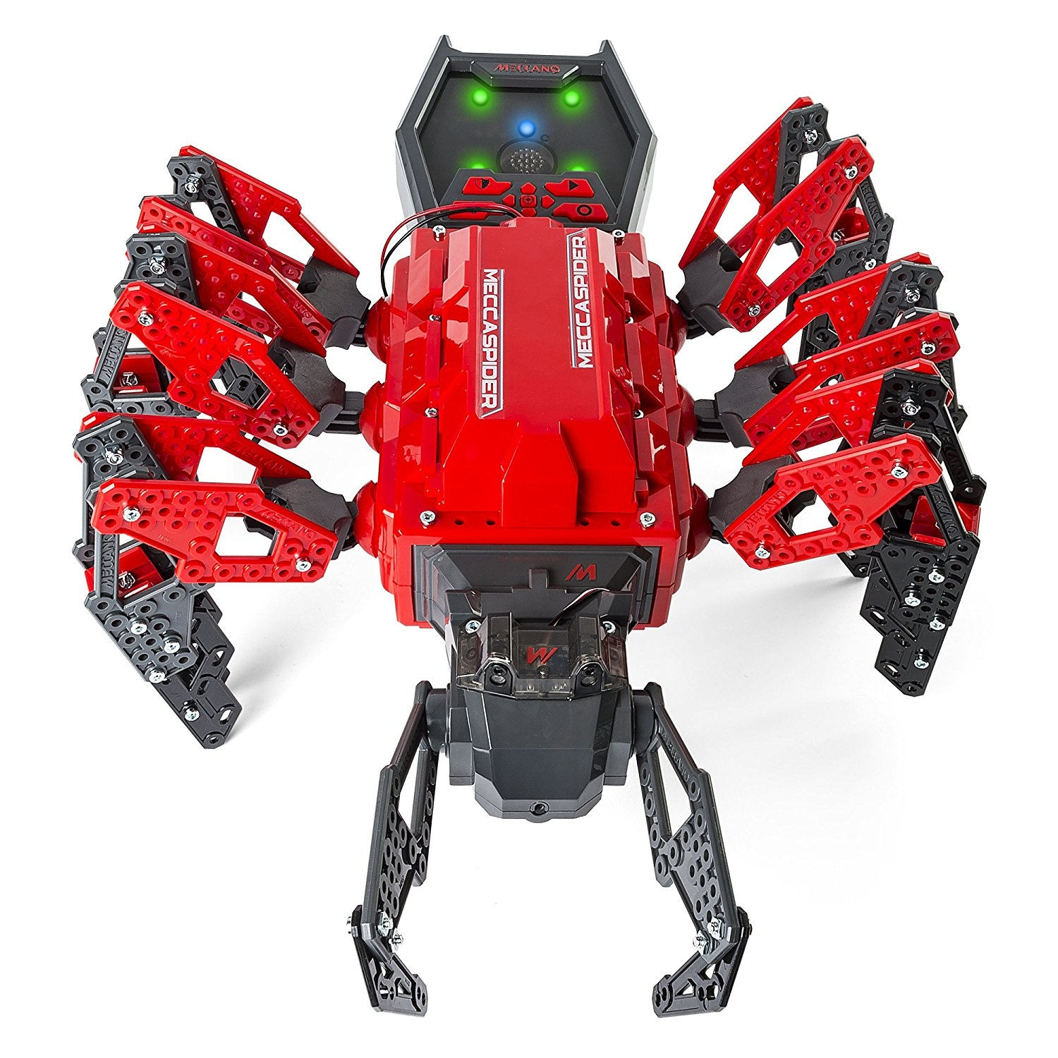 Best Meccano Sets And Toys For Kids : Meccaspider robot kit for kids to build best offer