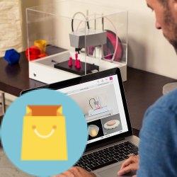 New Matter MOD-t Desktop 3D Printer 5
