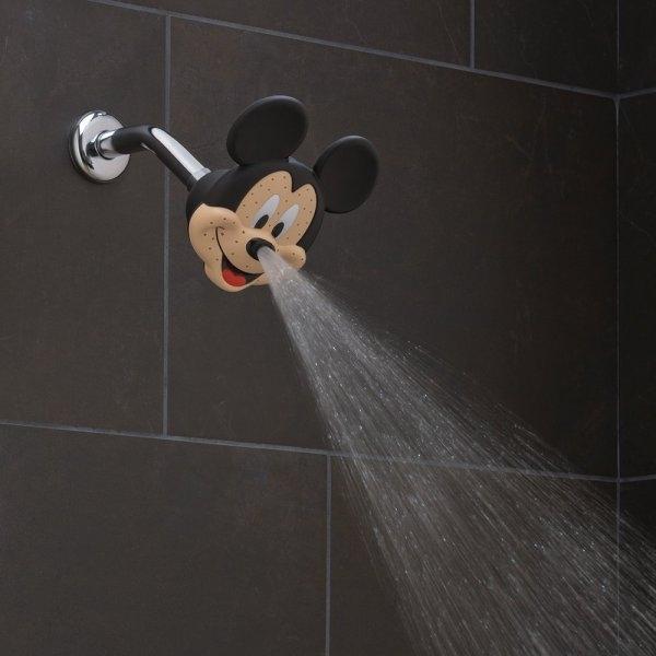 Oxygenics 79268 Mickey Mouse Fixed Shower head