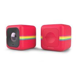 Polaroid Cube+ 1440p Mini Lifestyle Action Camera with Wi-Fi 2