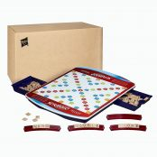 Scrabble Deluxe Edition Game2