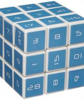 The Number Cube Logic Puzzle