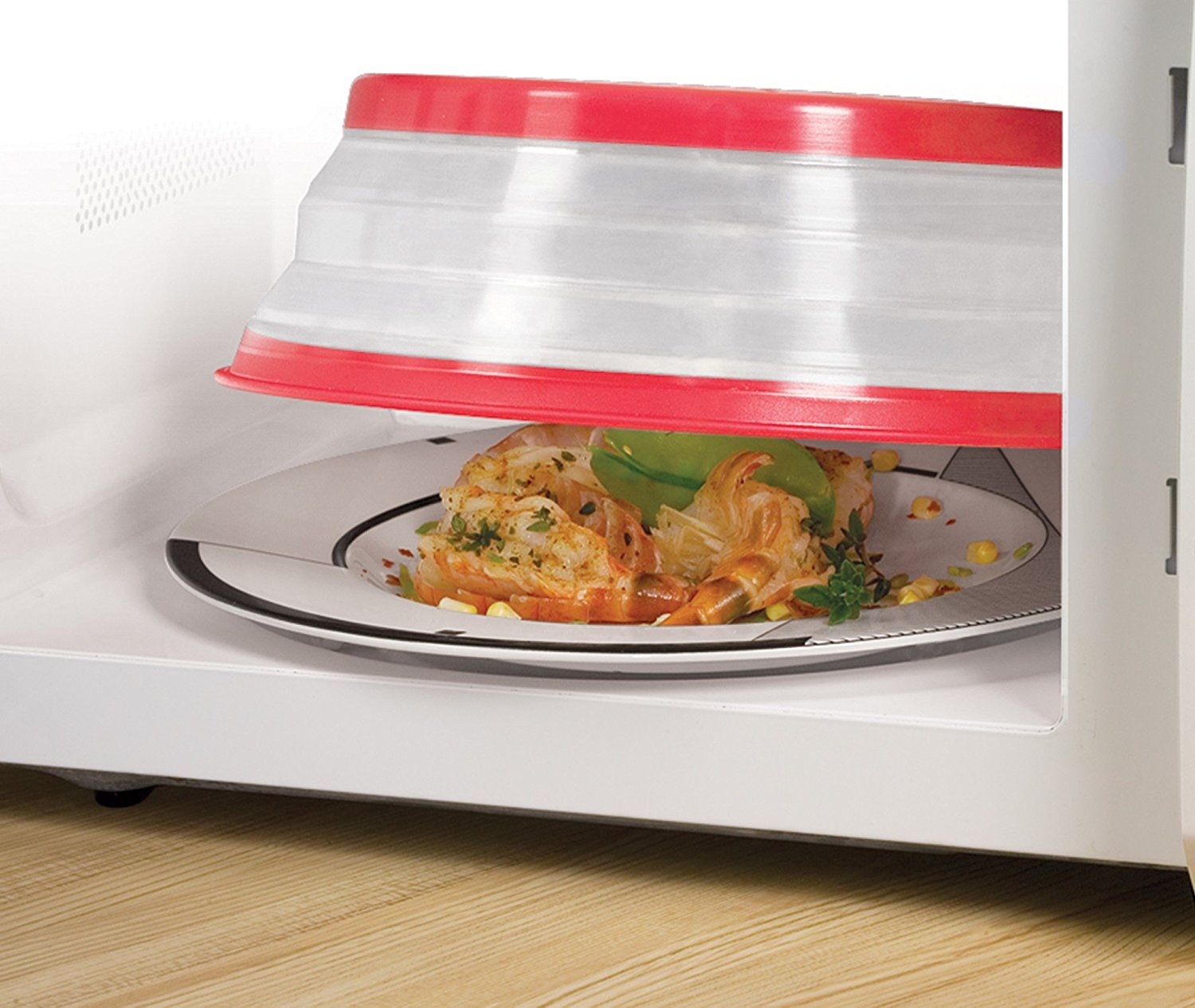 Tovolo Collapsible Microwave Cover Best Offer Reviews