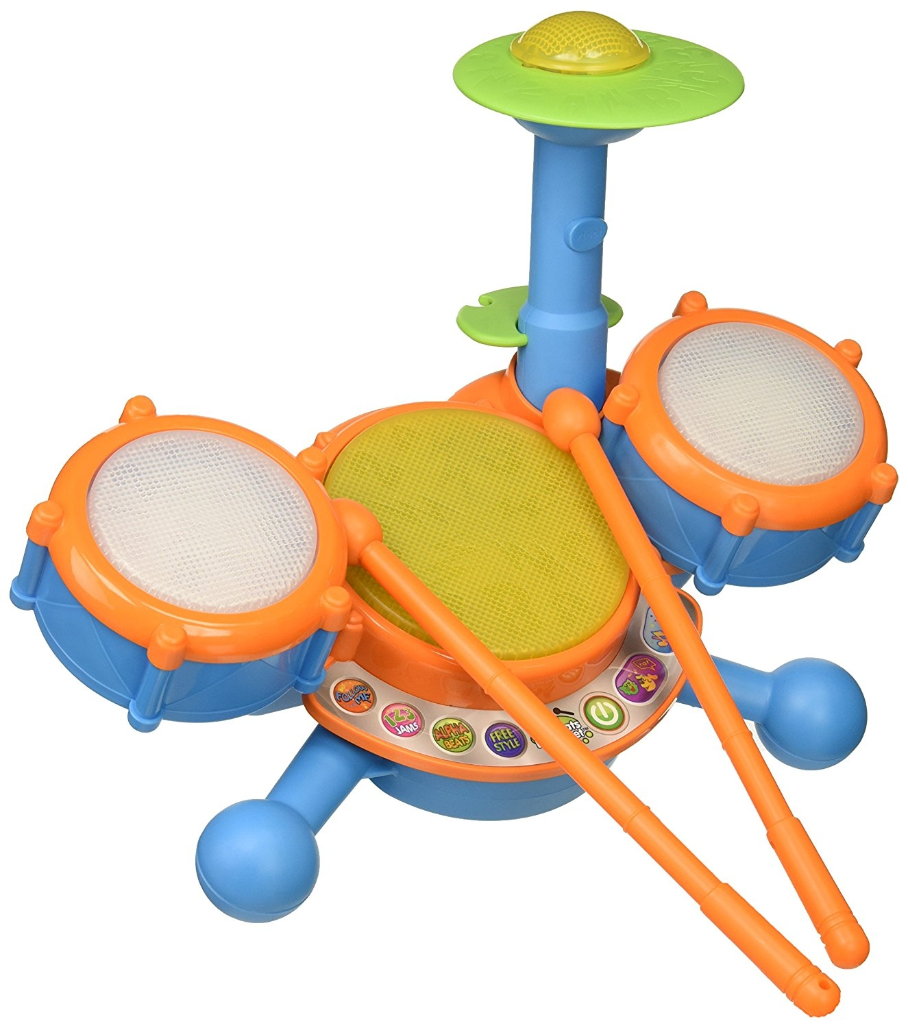 Drum Toy For 1 Year Olds : Vtech kidibeats drum set best offer
