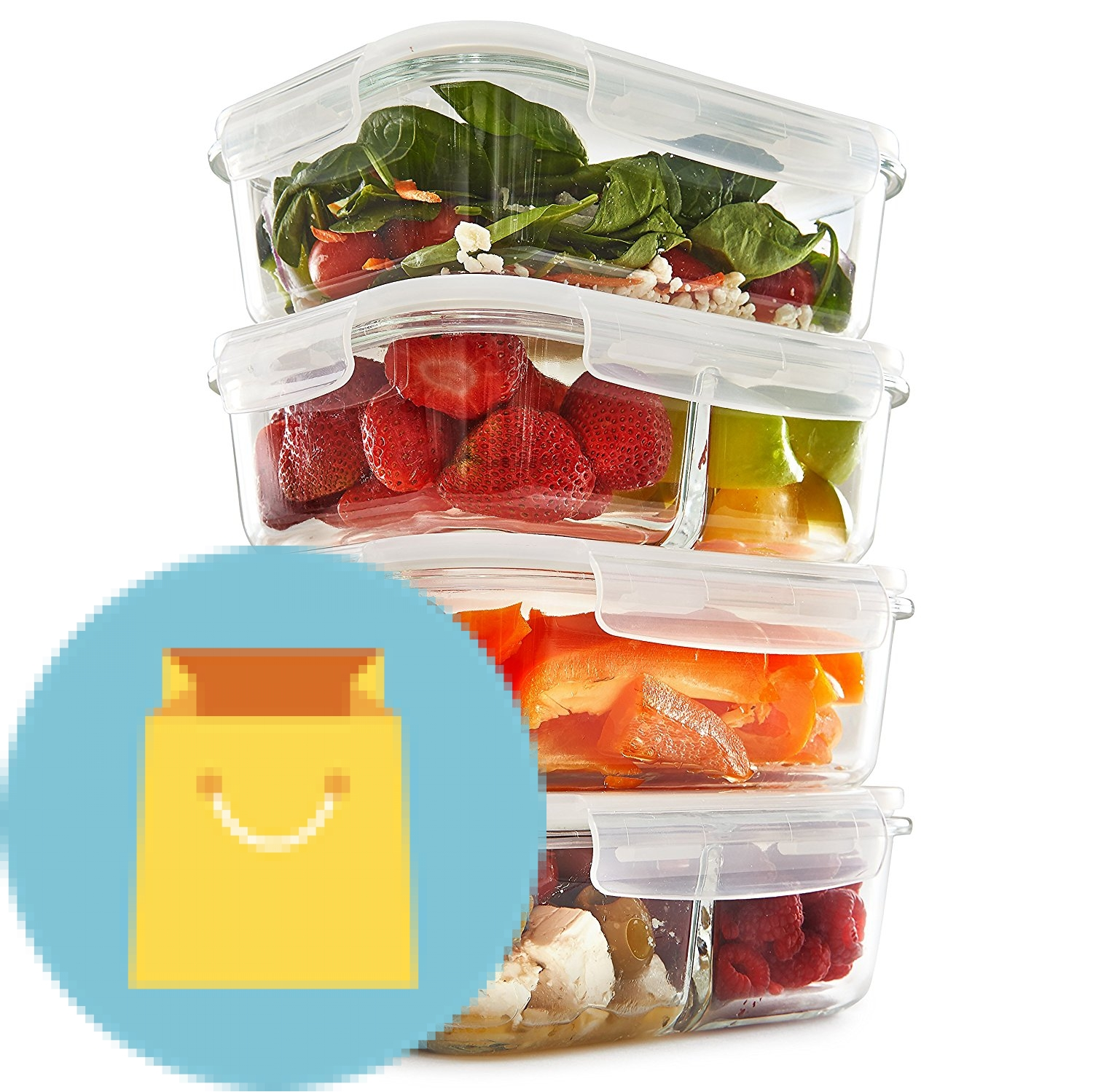 Best Food Prep Containers Amazon