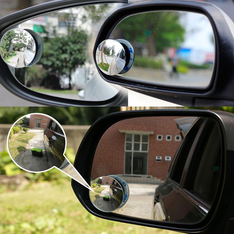 Ampper Blind Spot Mirror Best Offer Ineedthebestoffer Com