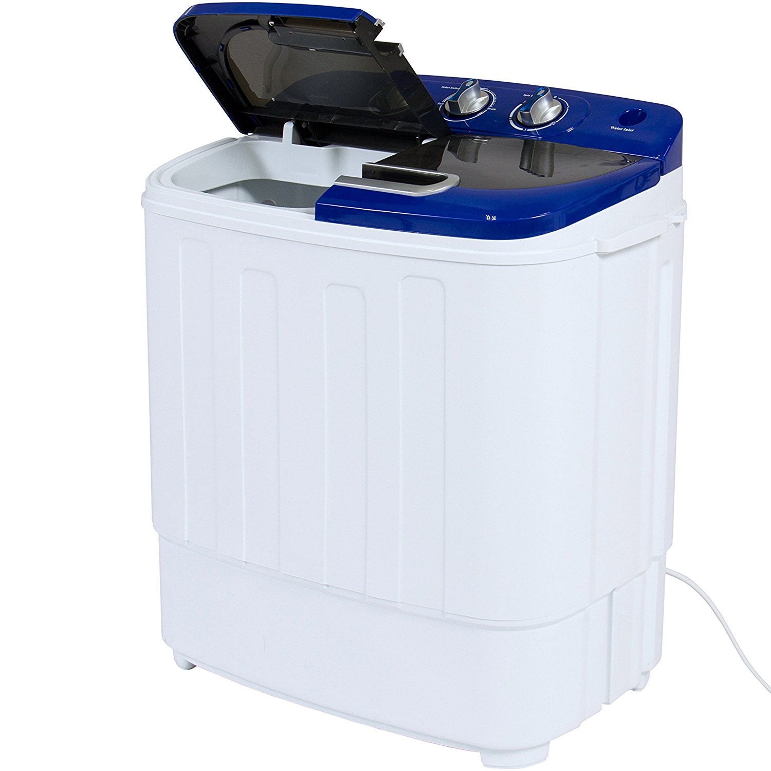 small washing machine best choice products portable compact mini tub 10348