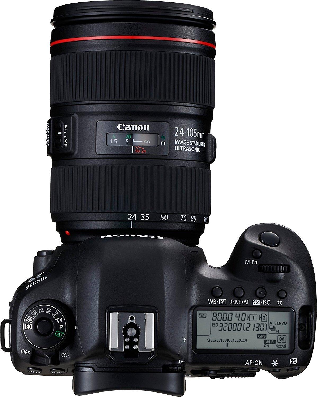 Canon Eos 5d Mark Iv Full Frame Digital Slr Camera Best Offer